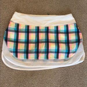 Lululemon Skirt - worn once!